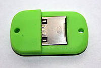 Переходник OTG microUSB-USB мама