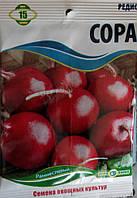 Семена редиса  сорт Сора 15гр ТМ Агролиния