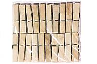 Прищепки бамбуковые (20шт) (250уп/ящ)