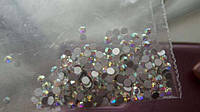 Стразы ,стекло ( аналог Swarovski) SS6, хамелеон,100 шт., фото 1