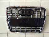Решетка радиатора на Audi A6 S6 (2008-2012), фото 3