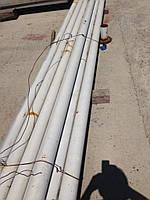 Труба цельнотянутая 133х5, стенка 5мм, новая, сертификат Интерпайп, остатки с монтажа на Тэц-6   Труба цельнот