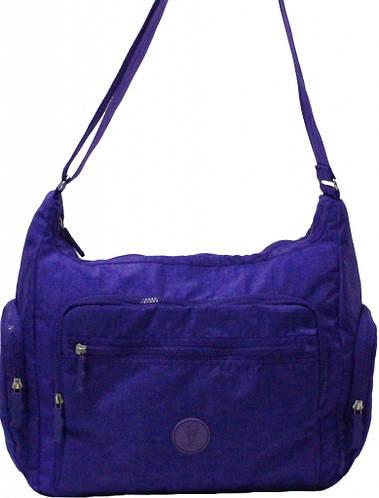 Неповторимая женская сумка Alyona 17 л Bagland 20376-3 фиолетовый