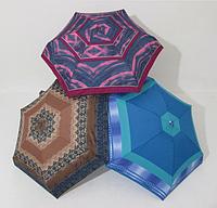 Зонт механика 5 сложений цветной