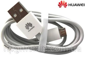 Оригинальный USB кабель для Huawei, micro USB
