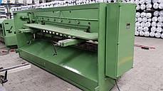 Гильотина гидравлическая HACO 3100x6mm 1989г.в, фото 2
