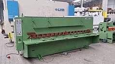 Гильотина гидравлическая HACO 3100x6mm 1989г.в