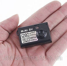 Мини камера Mini DV, DVR 5Mp HD 1280х960, фото 3