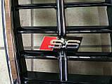 Решетка радиатора на Audi A6 S6 (2008-2012), фото 4