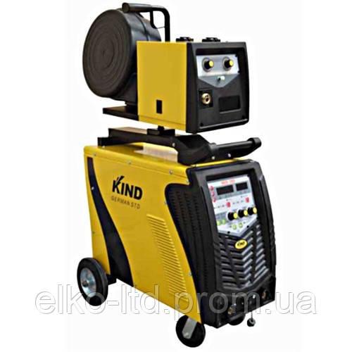 Инверторный сварочный полуавтомат KIND MIG-350