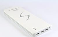 Портативное зарядное устройство POWER BANK 40000 mAh, Power Bank универсальная портативная зарядка 40000mAh