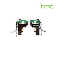 Шлейф для HTC Diamond P3700, камеры, динамика, боковых клавиш, с компонентами, оригинал