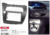 2-DIN переходная рамка HONDA Civic Hatchback 2006-2011 (Left Wheel), CARAV 11-120