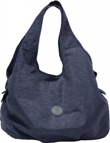 Аккуратная женская сумка Elza 23 л Bagland 24776-4 темно-серый
