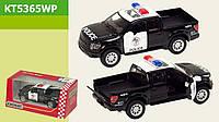 Kinsmart Ford F-150 SVT (Police) (ОПТОМ) KT 5365 WP