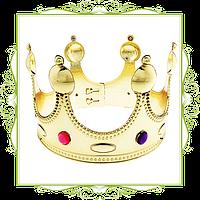 Корона Королевы золотая