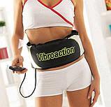 Пояс для схуднення Vibroaction Виброэкшн, фото 2