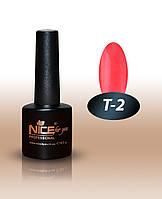 Гель-лаки для ногтей Thermo Nice For You, T-2 , 8,5 мл