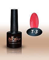 Гель-лаки для ногтей Thermo Nice For You, T-3 , 8,5 мл