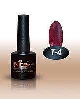 Гель-лаки для ногтей Thermo Nice For You, T-4 , 8,5 мл