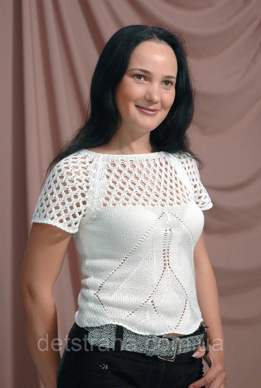 Женская вязаная одежда оптом