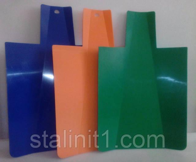 Пластикоые разделочные доски-трансформеры