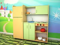 """Кухня детская игровая """"Снежинка"""""""