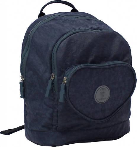 Интересный рюкзак Heart 9 л Bagland 16376-4 темно-серый