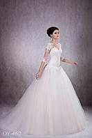 Изящное свадебное платье 462