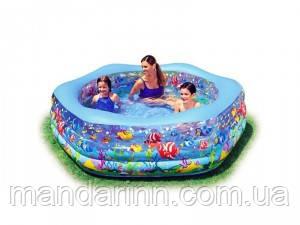 "Надувний басейн Intex 56493 ""Океанський риф"""