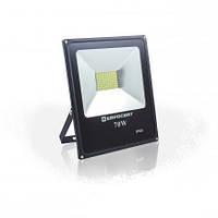 Светодиодный прожектор EVRO LIGHT EV-70-01, 70W, 220V, IP65, Premium, 5600Lm, 6400K белый холодный, фото 1
