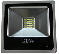 Светодиодный led прожектор 30 Вт smd2835 6500К