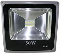 Светодиодный led прожектор 50 Вт smd5730 6500К, фото 1