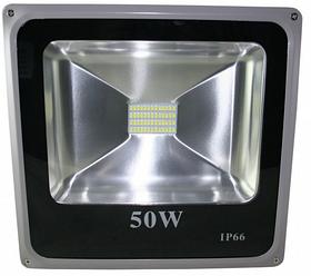 Светодиодный led прожектор 50 Вт smd5730 6500К