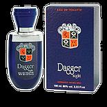 Dager Night edt 100 ml туалетная вода мужская (оригинал подлинник  Франция), фото 2