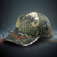Бейсболка Tactical Cap Mandra лесной