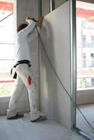 Сделать стену из гипсокартона, перегородка
