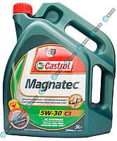 Масло моторное Castrol Magnatec 5W-30 C3 5L