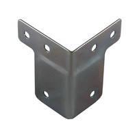 Уголок Стяжка B1135z 49х60 сталь 1,2мм, оцинкованный. Для профиля с полкой 35мм-0112, фото 1