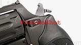 Револьвер под патрон Флобера Stalker 2.5 сталь черный, фото 4