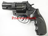 Револьвер под патрон Флобера Stalker 2.5 сталь черный, фото 3