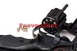 Револьвер под патрон Флобера Stalker 2.5 сталь черный, фото 5