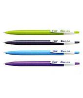Ручка шариковая автоматическая Ezee Click Flair