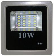 Светодиодный led прожектор 10 Вт smd2835 6500К, фото 1