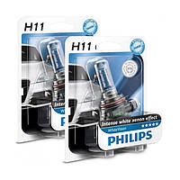 Philips White Vision H11 3600K