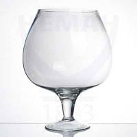 Ваза-бокал из стекла 6205 12л