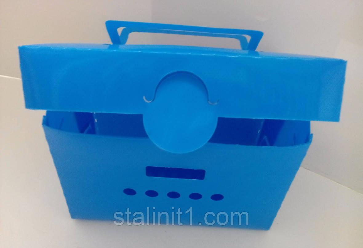 Контейнер-переноска для мелких животных пластиковый