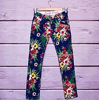 Модные джинсы для девочки арт. Д-065