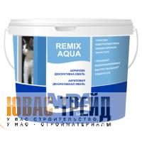 ТМ Aura Luxpro Remix Aqua - акриловая декоративная эмаль (ТМ Аура Люкспро Ремикс Аква),2.5 л.