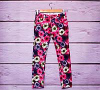 Стильные джинсы для девочки арт. Д-065